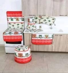 Jogo de cozinha 10 pecas 35 reais