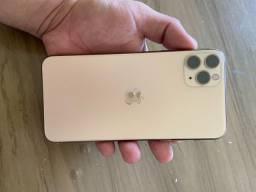 IPHONE 11 PRO MAX 256GB garantia até 16/04