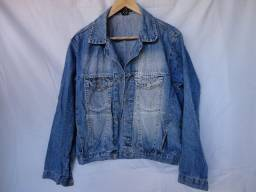 Jaqueta jeans masculina 36