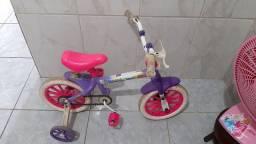 Biciclata para criança de 2 anos
