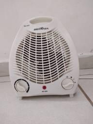 Mini aquecedor usado