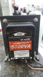 Transformador de Tensão 220/110w
