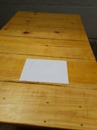 Mesa estilo Industrial 1,50 x 0,90
