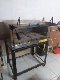 Forno Industrial Venâncio 80x60 Inox