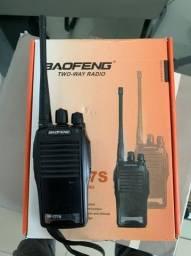 4 unidades Rádio Baofeng BF-777s
