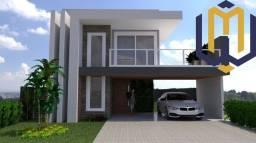 Casa em construção em condomínio fechado de Maracanaú