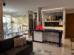 Apartamento com 2 dormitóriostodo reformado no LA Reserve Résidence à venda, 77 m² por R$