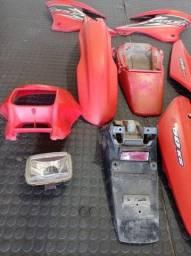Plastico Bros 150 2003 a 2008 usado
