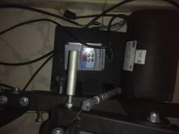 Lixadeira de cinta para cutelaria