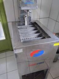 Máquina sorvete e picolé