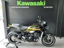 Título do anúncio: Kawasaki Z900 RS Verde 2022