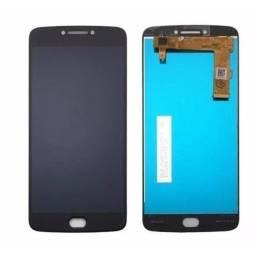 Tela Completa Touch Display Motorola E1 E2 E3 E4 E4 Plus