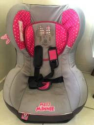 Cadeira automóvel da Minnie
