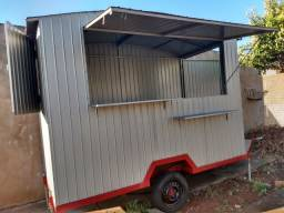 Vendo trailer ou troco por carro