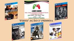 Jogos PS4 semi- novo