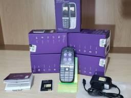 COD: 0615 Celular Up Play Dual Chip Mp3 Preto Multilaser
