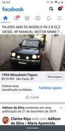 Carro pagero 93/94
