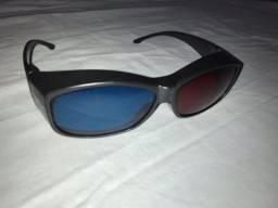Óculos 3d positivo novo
