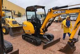 Mini escavadeira JCB 8026CTS