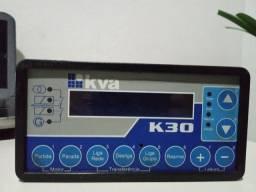 Controlador kva k30 super inteiro clp gerador automático