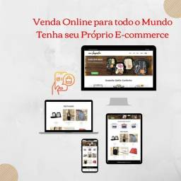 Criação de Loja Virtual