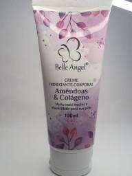 Creme Hidratante Corporal Amêndoas & Colágeno Belle Angel