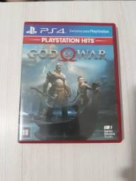 Vendo jogo para PS4 GOD of WAR