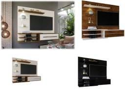 "05 05 Painel Home Apollo  para tv até 60"" - chame 99197// 6185"