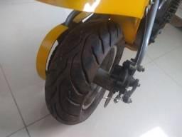 Mini moto speed 49cc bull bk-r6s off road