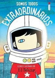 Livro - Somos todos extraordinários