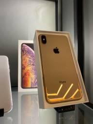 iPhone XS Max Dourado 64gb