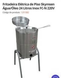 Fritadeira água e óleo skymsen