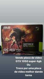 Placa de vídeo GTX 1050TI ou troco numa placa de vídeo melhor dando torna