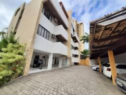 R$ 1.499 Apartamento mobiliado em Ponta Negra (55 m², 2/4, taxas inclusas)