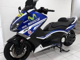 T-MAX 530 2015  -  Reação Suzuki