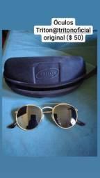 Vendo óculos triton original