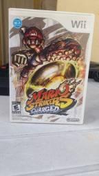 Jogo Original Mario Strikers Para Nintendo Wii