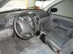 Clio Sedan 1.6 Completo Ar Condicionado Aceito Cartão
