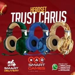 Headset carus Trust