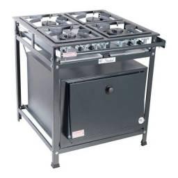 A fogão e forno