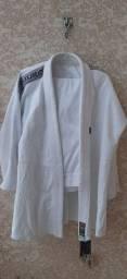 Vendo kimono Shiroi de judô trançado Standard adulto A2