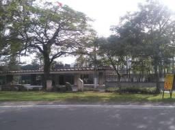 Jazigo no cemitério Parque da Colina
