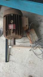Motor + bomba + chave
