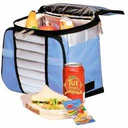 Cooler Mor 003628 - Bolsa Termica Azul 7,5 Litros