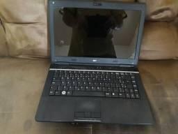 Vendo notebook sim+ não funciona