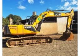 Escavadeira Jcb, Modelo Js200Lc, Ano 2012