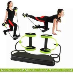 Revoflex-aparelho de exercícios multiplos