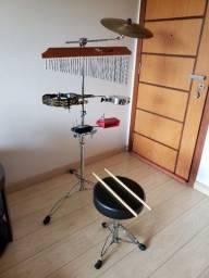 Estante de percussão
