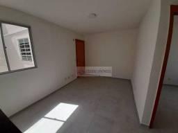 Apartamento no Chapada do Mirante com 2 dormitórios à venda, 39 m² por R$ 150.000 - Carumb