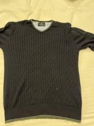 Blusão de lã dudalina. Usado apenas 1x